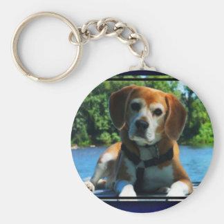 Beagle Keychain 2