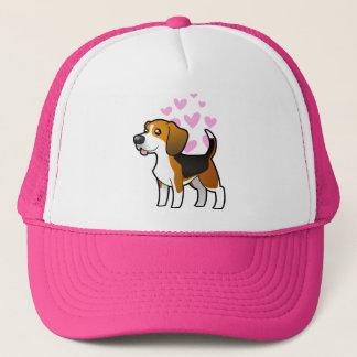 Beagle Love Cap