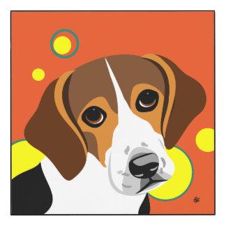 Beagle Lover Art