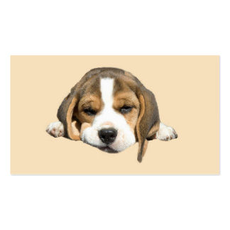 Beagle Lover Business Card