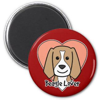Beagle Lover Magnet