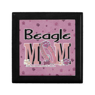 Beagle MOM Trinket Boxes