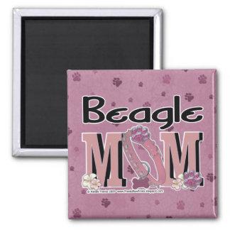 Beagle MOM Magnets