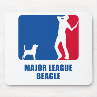 Beagle Mouse Mat