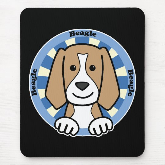 Beagle Mouse Pad