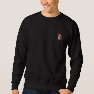 Beagle My Friend Bill Shirt Embroidered Sweatshirt