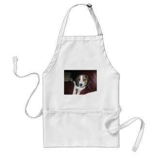 Beagle on a Sunday Standard Apron