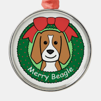 Beagle Ornament