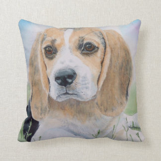 Beagle Pup Cushion