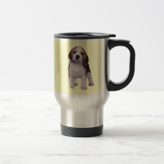 Beagle Pup Travel Mug