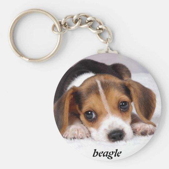 beagle-puppies-wallpaper-11.jpg, beagle basic round button key ring