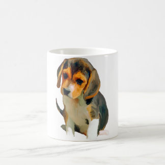 Beagle puppy coffee mug