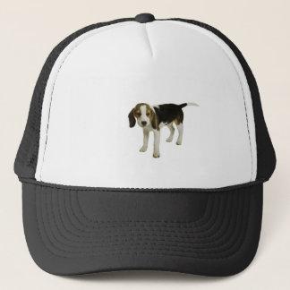 Beagle Puppy Dog Trucker Hat