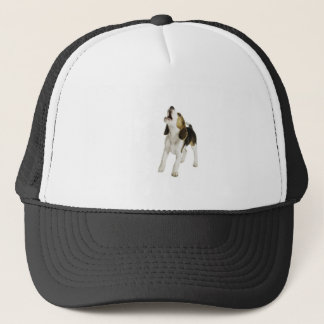Beagle Puppy Dog Trucker Hat