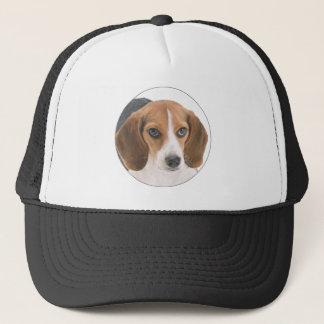 """""""Beagle Puppy"""" Trucker Hat"""