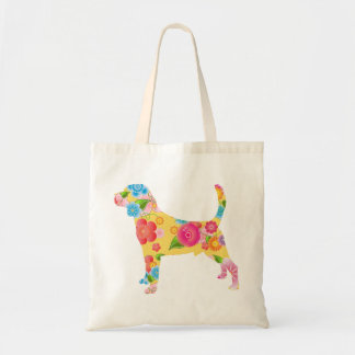 Beagle Tote Bag