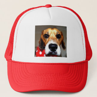 Beagles have more fun! trucker hat