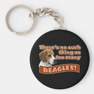 BEAGLES KEY RING