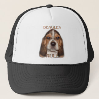 Beagles Rule! Trucker Hat