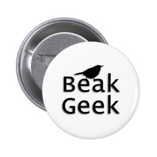 Beak Geek-- Wren Button