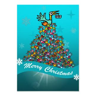 Beakanlegs Christmas Card