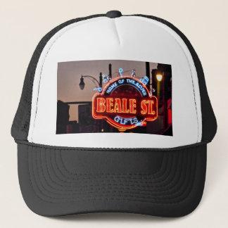 Beale Street Trucker Hat