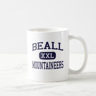 Beall - Mountaineers - High - Frostburg Maryland Basic White Mug