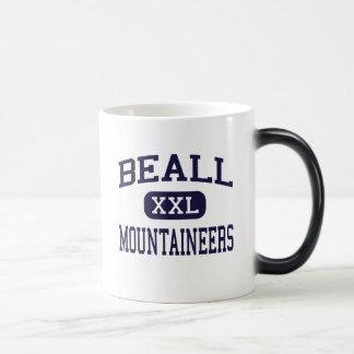 Beall - Mountaineers - High - Frostburg Maryland Morphing Mug