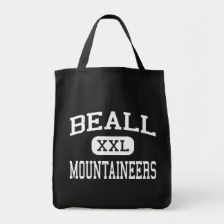 Beall - Mountaineers - High - Frostburg Maryland Tote Bag