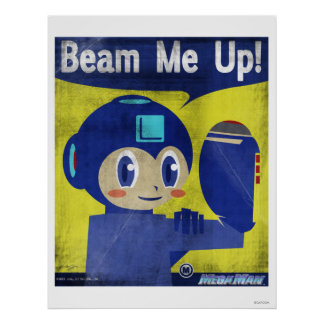 Beam Me Up! Poster