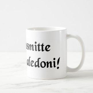 Beam me up, Scotty! Coffee Mug
