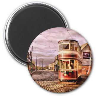 Beamish 6 Cm Round Magnet