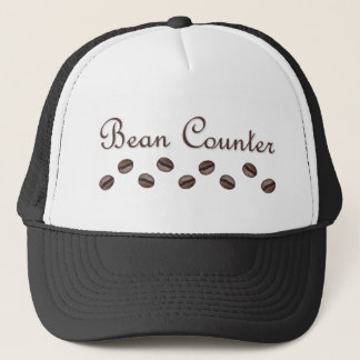 Bean Counter Trucker Hat