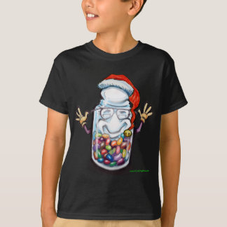 Bean Counters Christmas T-Shirt
