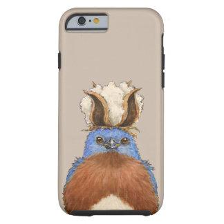 Bean the Eastern bluebird iPhone 6/6s tough case