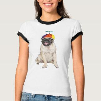 Beanie Pug T-Shirt
