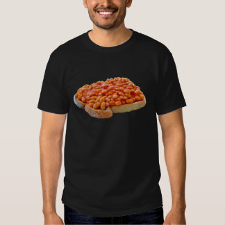 Beans on toast t shirt