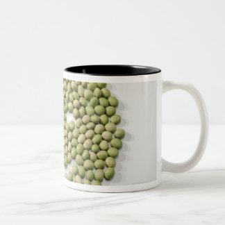 Beans, Soybean, Food Two-Tone Coffee Mug
