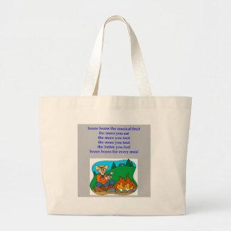 beans the nusical fruit fart rhyme bags