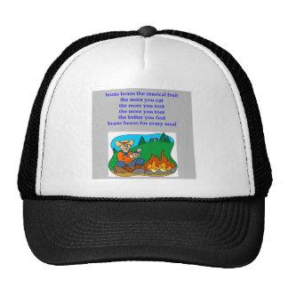 beans the nusical fruit fart rhyme hat