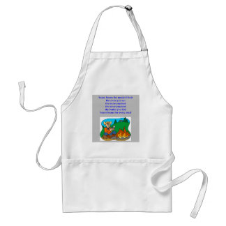 beans the nusical fruit fart rhyme standard apron
