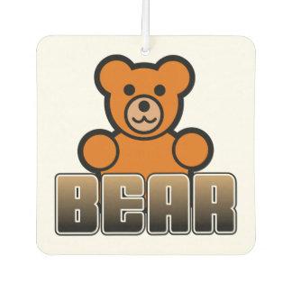 BEAR Air Freshener