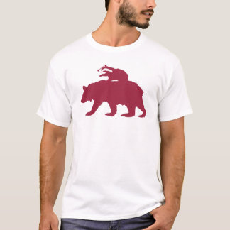 Bear and Badger Logo T-Shirt