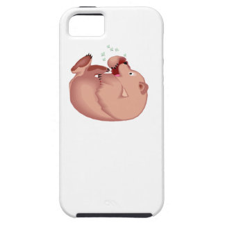Bear And Bees iPhone 5 Case