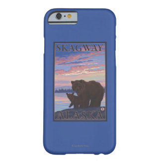 Bear and Cub - Skagway, Alaska Barely There iPhone 6 Case