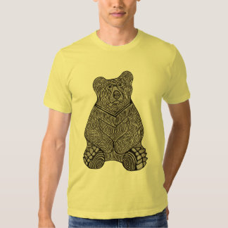 Bear and the Missing Bees T-Shirt