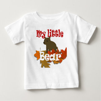 Bear animal kids t-shirt