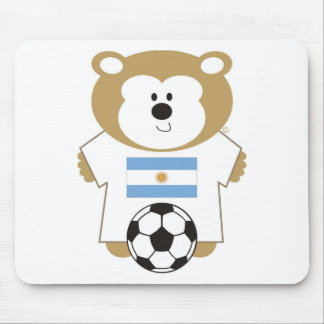 BEAR ARGENTINA MOUSE PAD