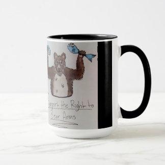 Bear Arms Mug