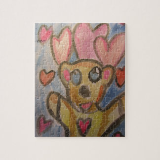 bear art 2 jigsaw puzzle